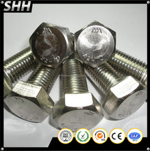 high corrosion resisting stainless steel F53 S32750 2507 bolts