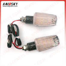 HAISSKY led turn light motorcycle winker lamp