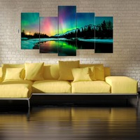 wholesale cheap printed canvas pictures custom digital wall decor prints