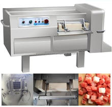 4-25mm Good Price Meat Cube Cutting Machine