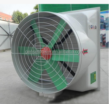 Large air volume air conditioning exhaust fans for greenhouse