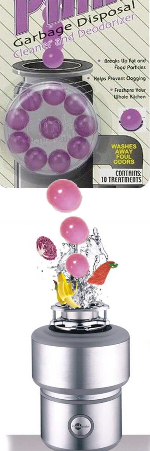 Cleaner Deodorizer Beads