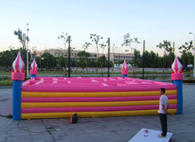 Hot Princess Castle Inflatable Outdoor Game Party Maze for Play