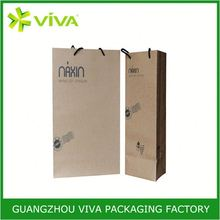 Top Grade Wholesale Paper wine glass carrier bag