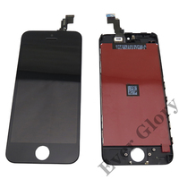 20pcs New Products for iphone 5c lcd digitizer touch screen wholesale in China Black