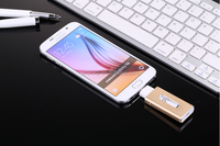 Free shipping !!Online payment!!! Wholesale High Speed Approved USB 2.0 usb flash drive for iphone for ipad for ipod
