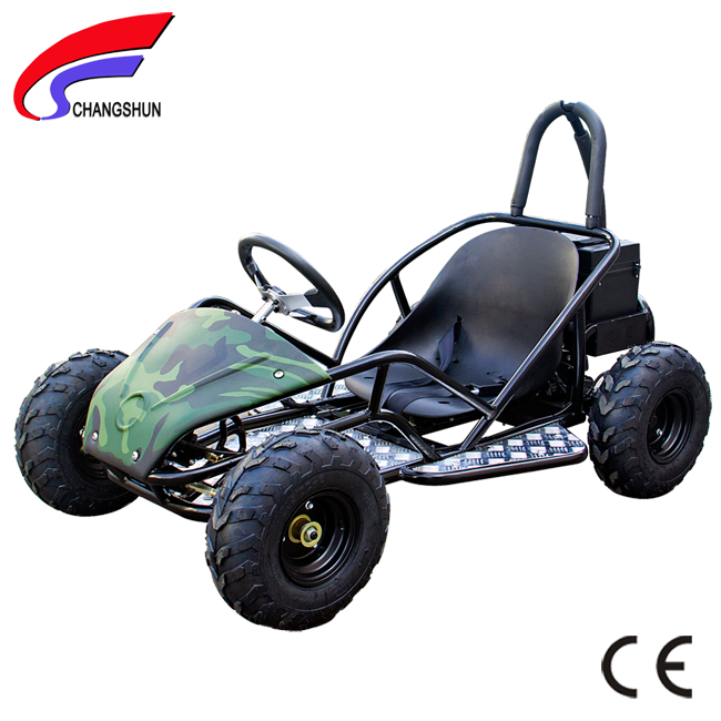48V 1000W Racing Go Kart Buggy Electric