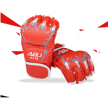 Wholesale Top quality Professional MMA fitness Gloves custom printed boxing gloves Fitness Boxing Gloves