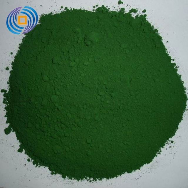 Refractory Materials High Purity Green Chromium Oxide With Excellent Refractoriness