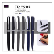 Factory cheap Wholesale custom business gift promotional metal ball pen