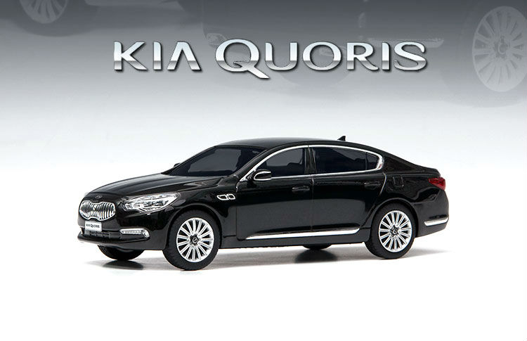 Kia K9 Quoris diecast model car for collectors