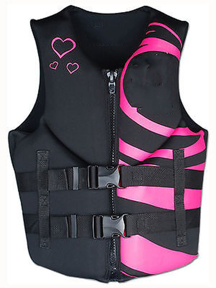 Many styles competitive neoprene wakeboard life jacket