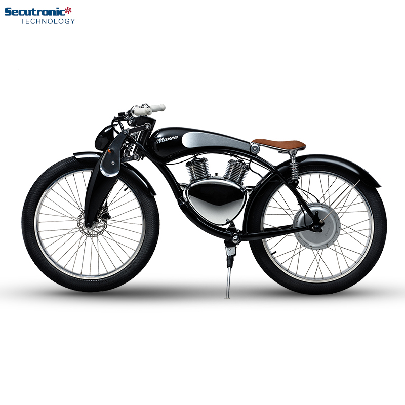 Best Smart 48V Retro E-Bike <strong>City</strong> for Woman or Man from Shenzhen
