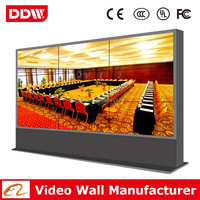 samsung oled Wall mount videowall system lcd video wall monitor