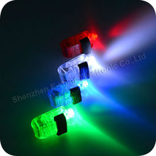 Factory Price Flashing Toys finger lights