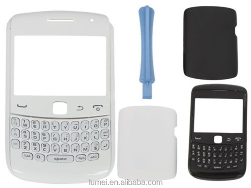 Replacement Housing Back Cover Case For BlackBerry Curve 9360