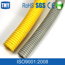 corrugated plastic electrical cable wire 10mm conduit