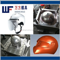 high quality abs motorcycle helmet mould/half face motorcycle helmet mould making