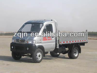 Low Price China 1-2tons 4wd mini truck