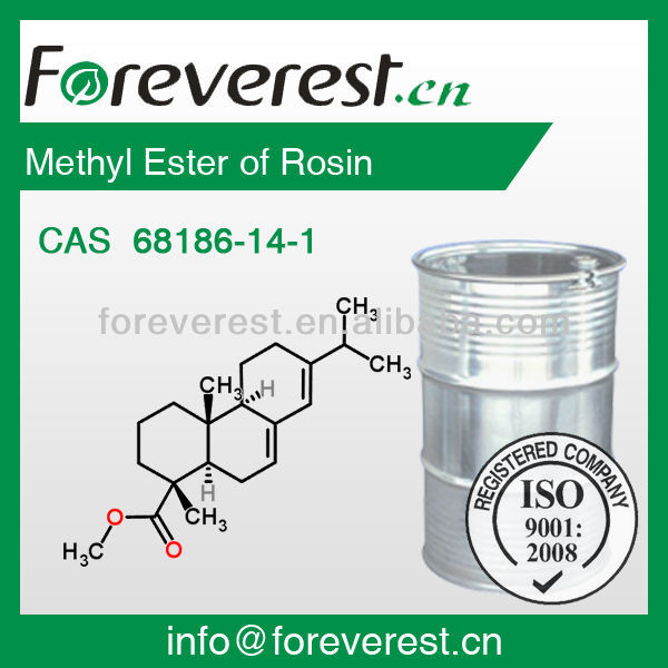 Methyl Ester of Rosin (abalyn) {cas 68186-14-1} - Foreverest