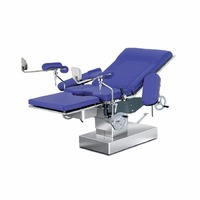 CE Approved Hydraulic 304 SUS Gynecological Examination chair