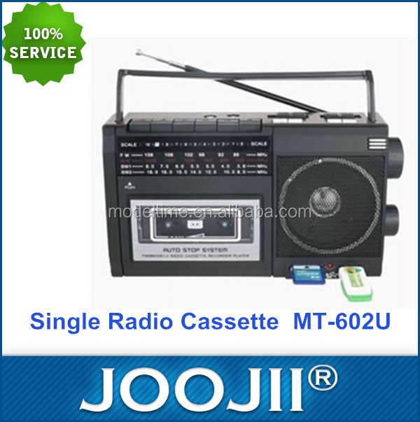 Hot Sell Radio Cassette with USB SD