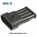4 pin automotive Male Connectors for sale 282106-1
