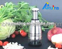 Metal Cook pro chrome vegetable and Onion Chopper