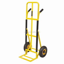 Strong structure metal hand sack truck