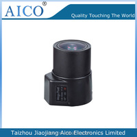 "cn aico new products megapixel F1.4-360 DC auto iris 2.8-12mm 1/3"" cs mount 360 degree camera lens"