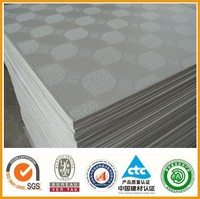 2015 Perforated sound-absorbing CE standard Calcium silicate Ceiling Boards Waterproof Ceiling tiles