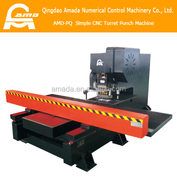 late-model simple type CNC punch machines AMD-PQ ISO CE AMADA