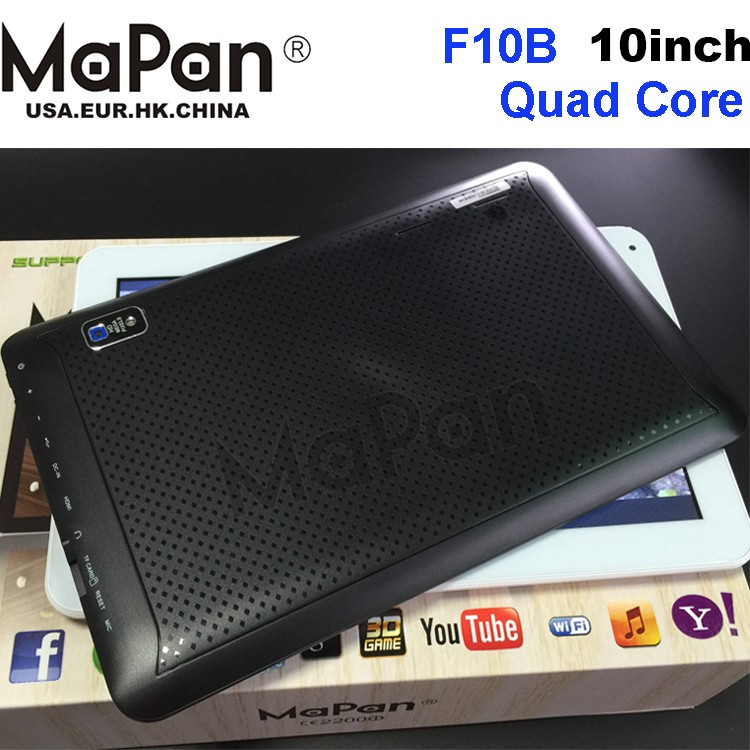 MaPan New Tablet PC 10 inch quad Core high speed processor 10 inch tablet pc