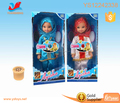 Middle East hot sell toys for babies fashion doll