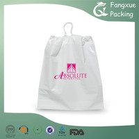 Shopping drawstring bag