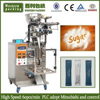 Vertical Automatic Sachet Bag Sugar Salt