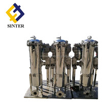 waste water sewage water treatment filter equipment