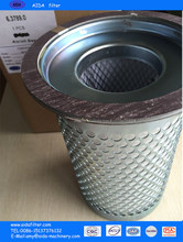 Press Filter Type and Cartridge Structure compesses air filter cartridge