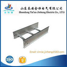 200*150mm Galvanized Steel Ladder Cable Tray