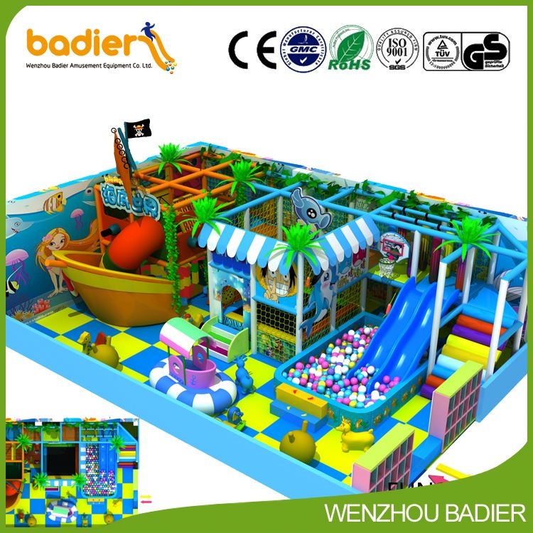 Foreign trade Western style directly sale planet kids indoor playground