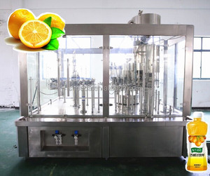 High quality lime juice bottling juicer Filling Production Line Machine