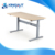 manual hand crank table adjustable height desk