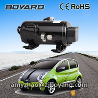 12V/24V electric air conditioner to fit on the rooftop of a car or van 12 volt electrical