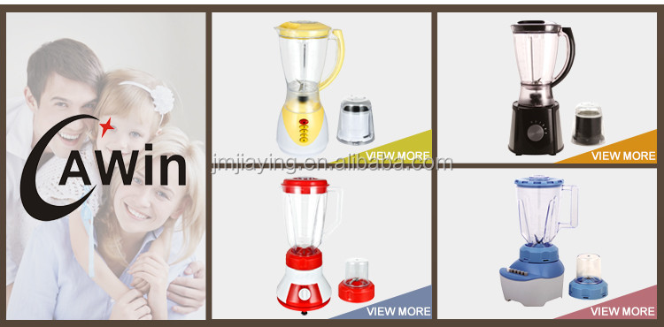 Factory Price High Quality 4 Speeds 1.5L Jar 2 In 1 Electric Blender