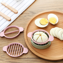 Kitchen Tools Wheat Stalk Originality Fancy Plastic Division Egg Slicer