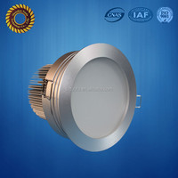 Precision Turning Service Aluminum LED Frame, Custom made LED lighting products