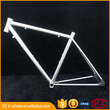 High quality promotional titanium frame road bike