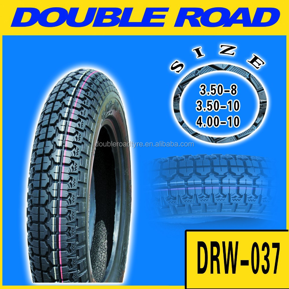 motorcycle tire 350-10 rubbers for vehicle