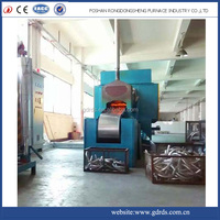 Heat treatment fixtures for annealing production line