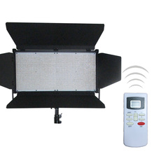 remote control LCD display 100W video shooting dmx led camera light 95 cri 3200-5600K photography studio lightings kit